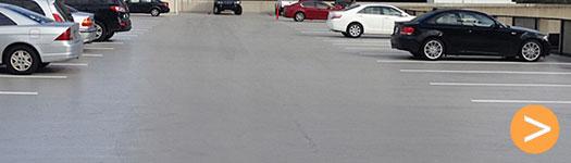 See More Parking Deck / Garage Banner