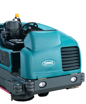 Tennant M20 Integrated Rider Scrubber-Sweeper