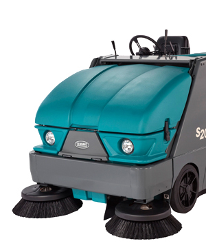 Tennant S20 Compact Mid-sized Rider Sweeper