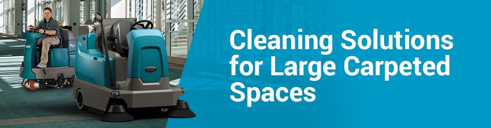 Cleaner Carpet Starts Here