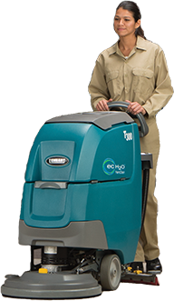 Scrubber-Dryers
